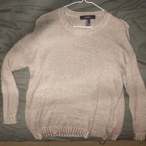 Lot of 2 Forever 21 Sweaters!